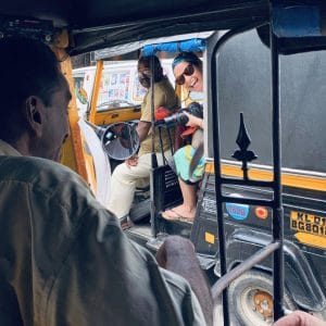 Riding Indian Auto