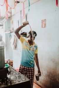 Retreat in India